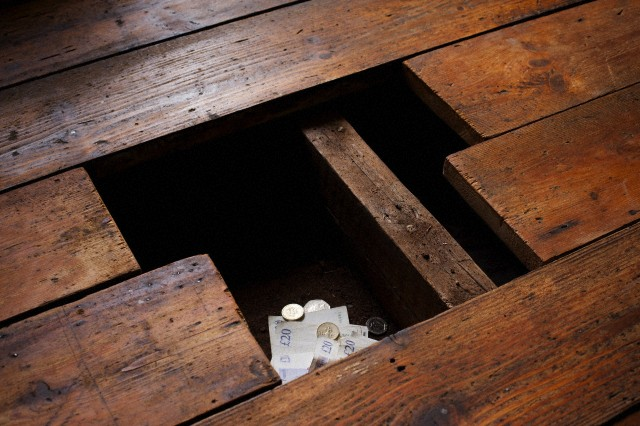 Dois tipos de depósitos a prazo: os seguros e os inseguros